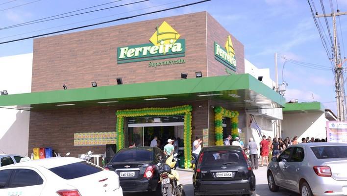 Ferreira Supermercados Seleciona Caixa e mais 4 Funções em Teresina